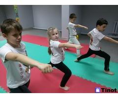 Боевые искусства для ребенка Ростов Коммунистический Зорге