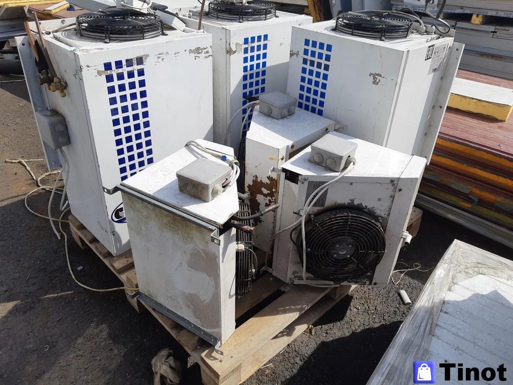 Сплит-система Север BGS 218 S низкотемпературная - 1/1