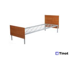 Металлические кровати для вагончиков