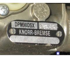 Кран ручного тормоза knorr dpm90dsx daf xf 105