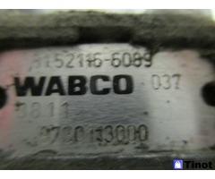 Клапан ускорительный MAN 81521166089