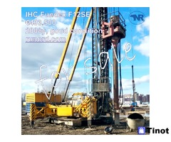 IHC Fundex F12SE (2008) буровая установка бу