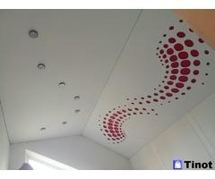 Натяжные потолки от компании Эксклюзив