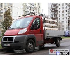 Аренда открытое грузовое авто 2 тонн