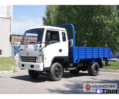 Аренда открытого грузового авто 3.5 тонн