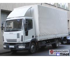 Аренда тентованного грузового авто 5 т