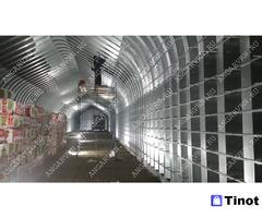 Ангары - быстровозводимые металлоконструкции