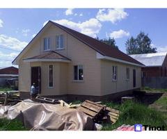 Строительство домов каркасно-щитовых, жилых, дачных