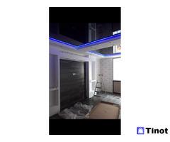 Натяжные потолки из качественных материалов