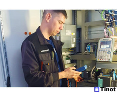 Сервисное обслуживание станков резки металла с ЧПУ