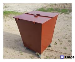 Производство мусорных баков