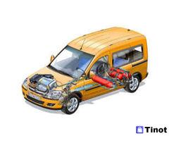 Переоборудование автотранспортного средства