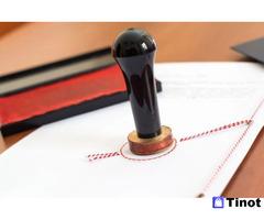 Перевод любого документа с нотариальным заверением (удостоверением)