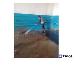Прочистка канализации (гидродинамическая)
