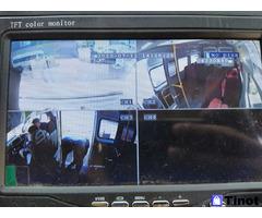 Установка оборудования для спутникового мониторинга транспорта