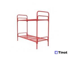 Качественные кровати металлические для учебных заведений, интернатов