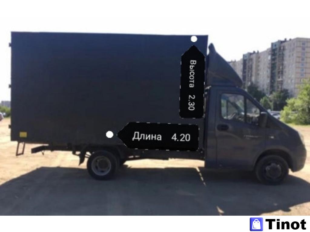 Грузоперевозки-Переезды-Вывоз мусора - 2/3