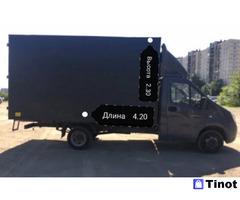 Грузоперевозки-Переезды-Вывоз мусора