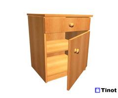 Эстетичная, практичная и износостойкая мебель